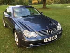 CLK 200 KOMP LEATHER  AUTOMATIC 29,303 miles