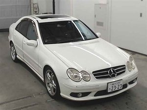 Picture of 2006 MERCEDES C55 AMG JAPAN IMPORT MASSIVE SERVICE HISTORY For Sale