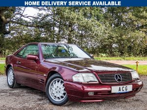 Picture of 1996 Stunning Mercedes Sl 320