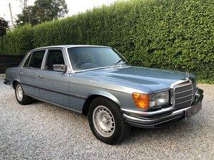 Stunning Mercedes-Benz 450 SEL 6.9