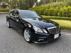 Picture of 2011 E350 Bluetec Wagon AMG Night Package. Euro 6 / ULEZ Specific