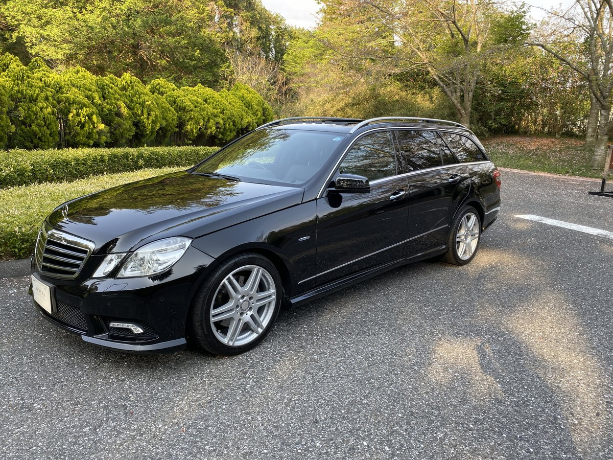 2011 E350 Bluetec Wagon AMG Night Package. Euro 6 / ULEZ Specific For Sale (picture 2 of 6)