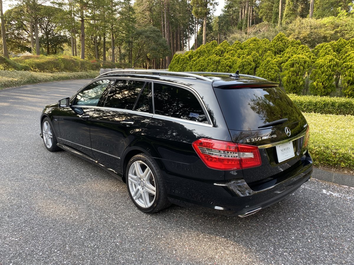 2011 E350 Bluetec Wagon AMG Night Package. Euro 6 / ULEZ Specific For Sale (picture 3 of 6)