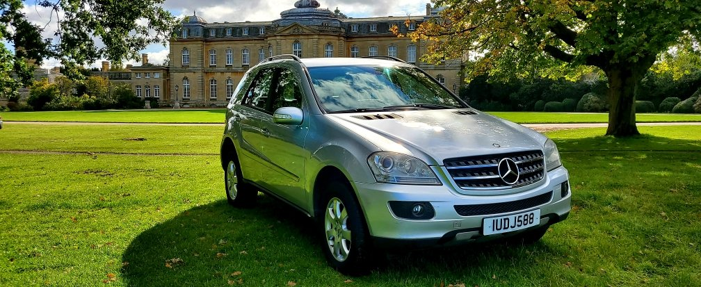 2006 LHD MERCEDES M-CLASS ML 280 CDI SE, 4X4,LEFT HAND DRIVE For Sale (picture 1 of 6)
