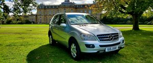 Picture of 2006  LHD MERCEDES M-CLASS ML 280 CDI SE, 4X4,LEFT HAND DRIVE
