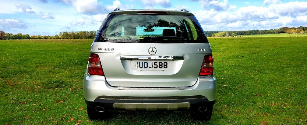 2006 LHD MERCEDES M-CLASS ML 280 CDI SE, 4X4,LEFT HAND DRIVE For Sale (picture 4 of 6)