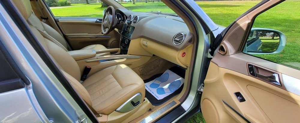 2006 LHD MERCEDES M-CLASS ML 280 CDI SE, 4X4,LEFT HAND DRIVE For Sale (picture 5 of 6)