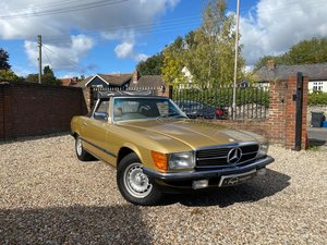 Picture of 1978 Mercedes 350 SL Nuts and Bolts Resto