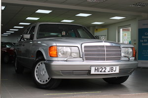 Picture of 1991 Mercedes-Benz 500SEL