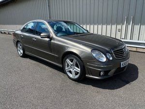 Picture of 2007 MERCEDES E-CLASS 6.2 V8 E63 AMG 507BHP WITH 39K MILES