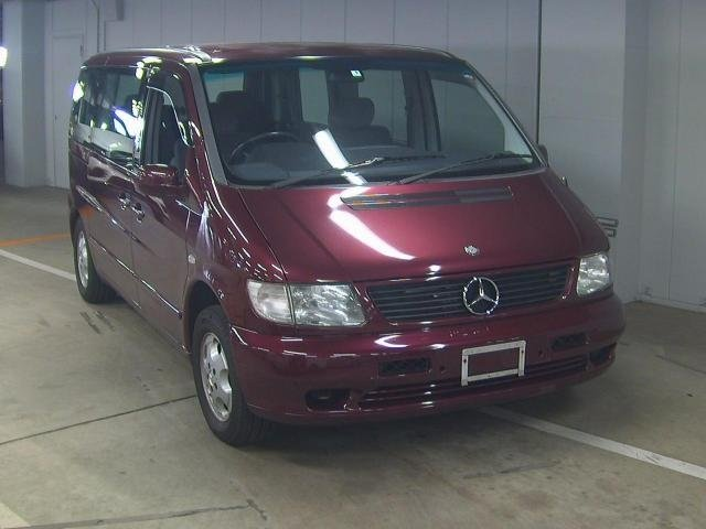 1999 MERCEDES-BENZ V-CLASS V230 AUTOMATIC DAY VAN * LOW MILEAGE * For Sale (picture 1 of 3)