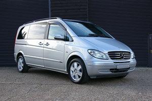 Mercedes-Benz W639 V350 V6 Ambiente Euro4 Auto (57306 miles)