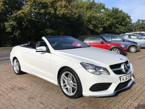 Picture of 2013 (13) Mercedes Benz E220 CDi AMG Sport Convertible