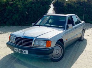 Picture of 1992 Absolutely Beautiful Show Standard Mercedes 190E 2.0 Auto For Sale
