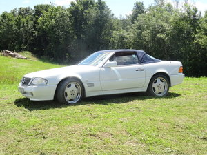 Picture of 1991 Mercedes SL300-24 Convertible Auto