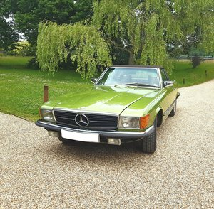 Picture of 1978 Mercedes 350SL 48k miles 3 owners R107