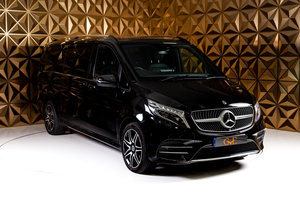 Picture of 2019 Mercedes V300d