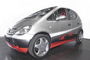 Picture of MERCEDES-BENZ A 160 HAKKINEN EDITION - Anno 1998  For Sale