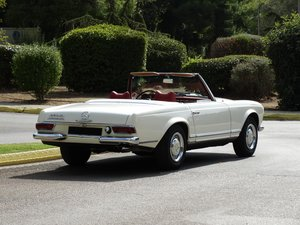 Picture of 1965 Mercedes-Benz 230 SL, hardtop, Old English White