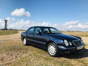 Picture of 2001 Mercedes e240 2.6 only 47000 miles