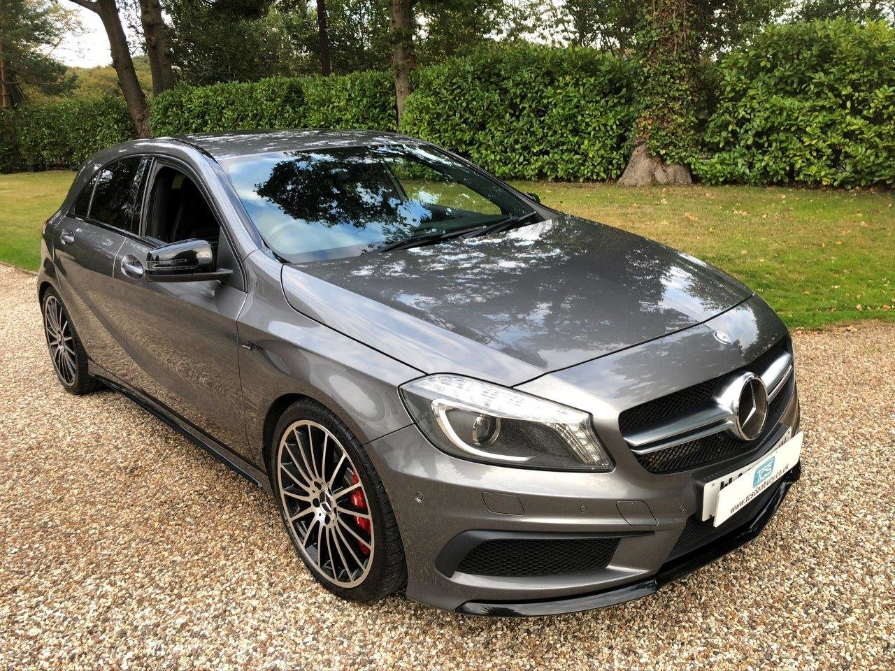2015 Mercedes A45 AMG 4-Matic 7DCT 5-door hatchback For Sale (picture 1 of 6)