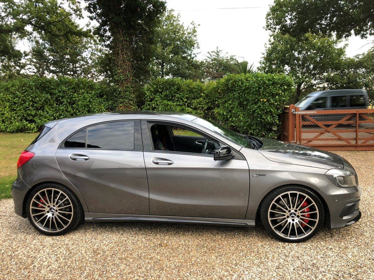 2015 Mercedes A45 AMG 4-Matic 7DCT 5-door hatchback For Sale (picture 3 of 6)