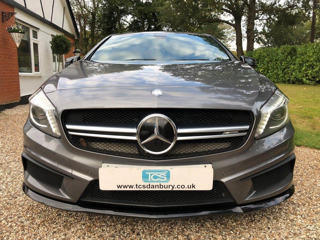 2015 Mercedes A45 AMG 4-Matic 7DCT 5-door hatchback For Sale (picture 4 of 6)