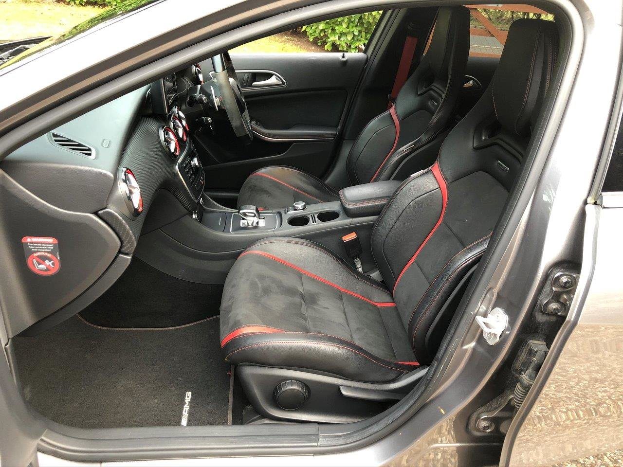 2015 Mercedes A45 AMG 4-Matic 7DCT 5-door hatchback For Sale (picture 6 of 6)