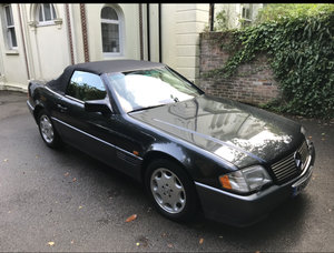 Stunning r129 sl500 with only 49,000 miles and fsh