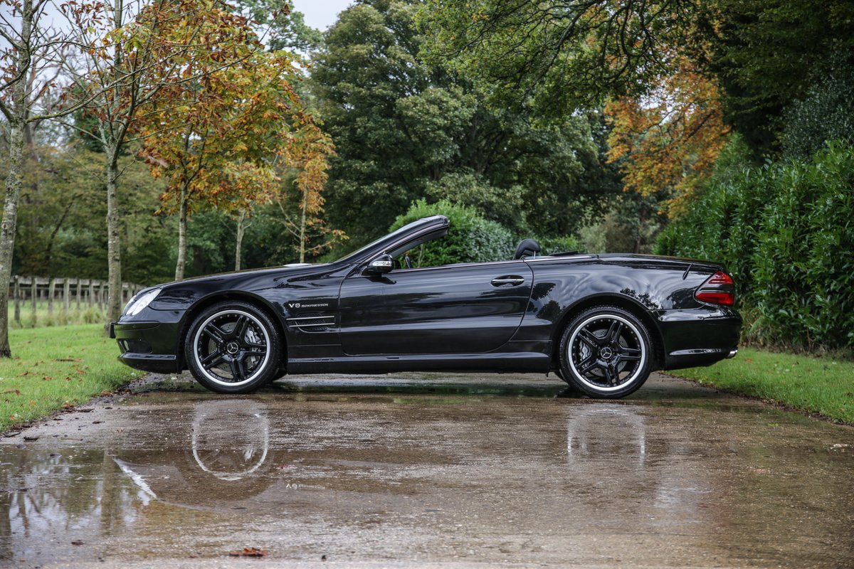 2002 Mercedes Benz SL55 AMG For Sale (picture 7 of 17)