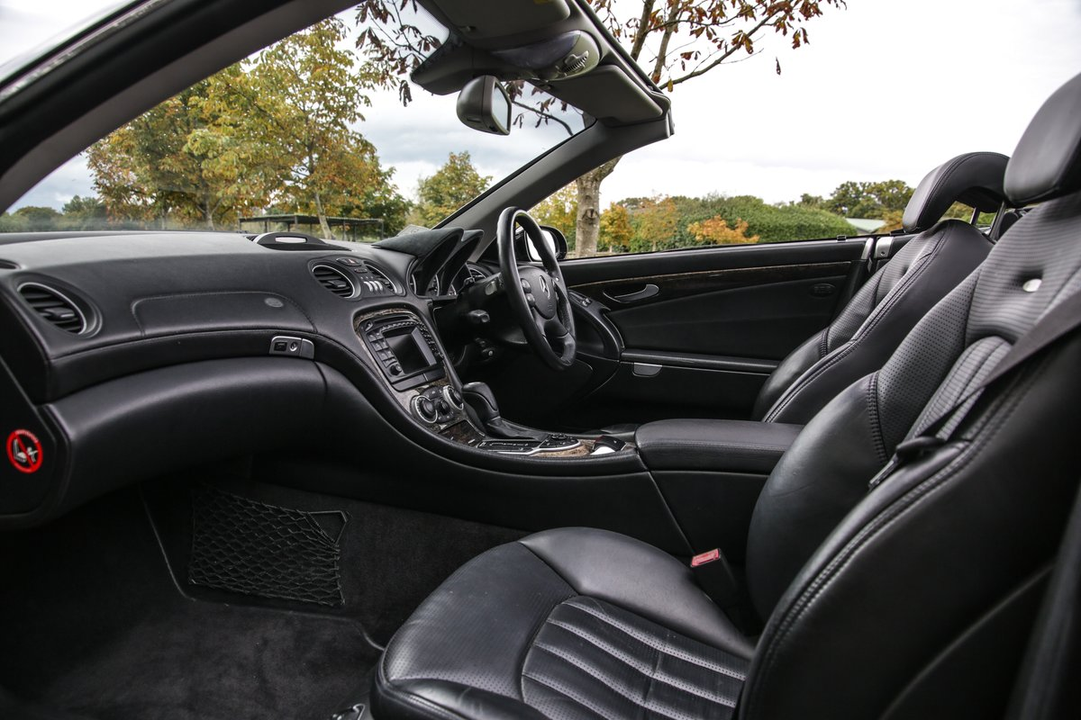 2002 Mercedes Benz SL55 AMG For Sale (picture 9 of 17)