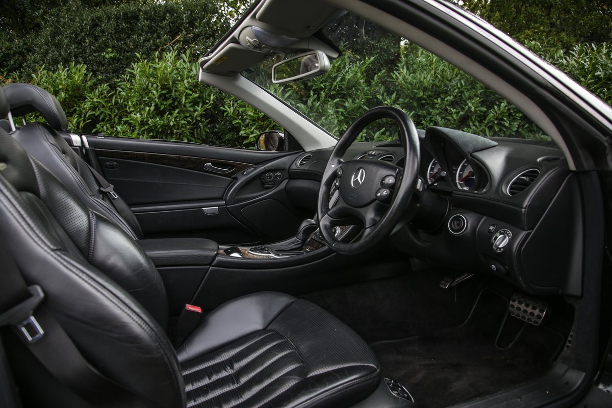 2002 Mercedes Benz SL55 AMG For Sale (picture 10 of 17)