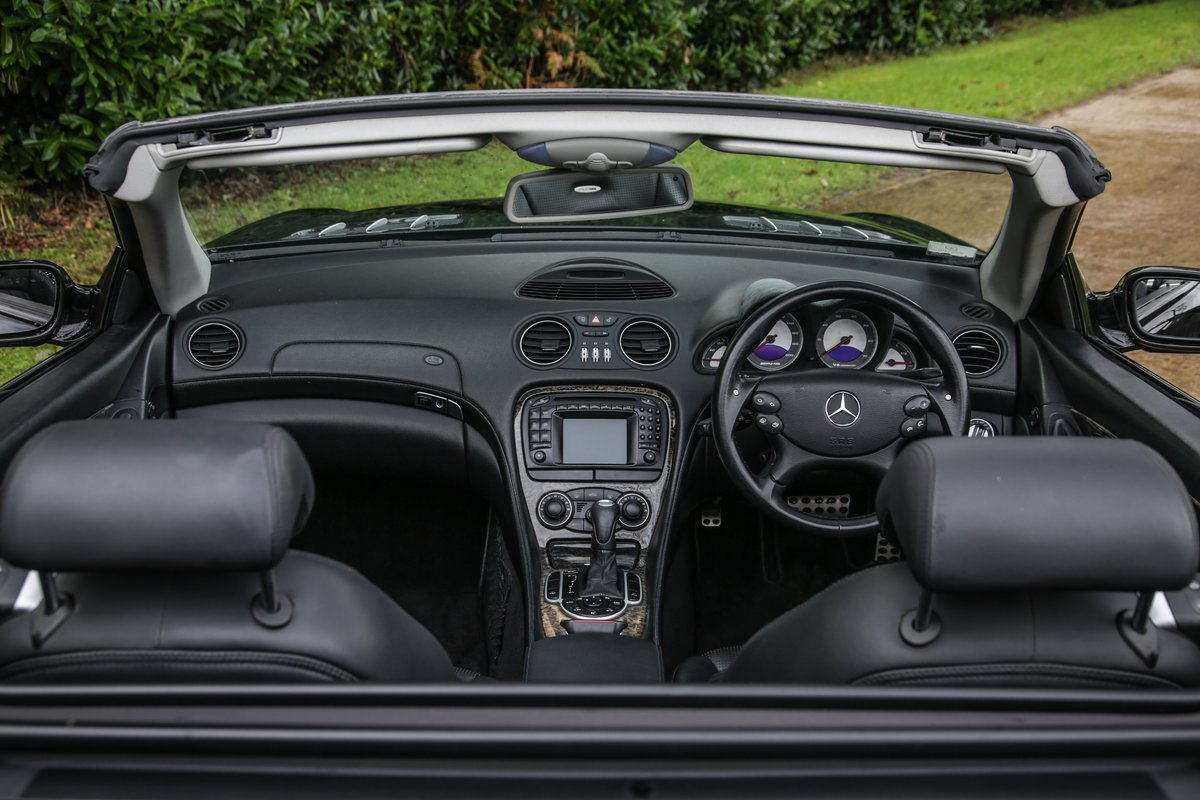 2002 Mercedes Benz SL55 AMG For Sale (picture 11 of 17)
