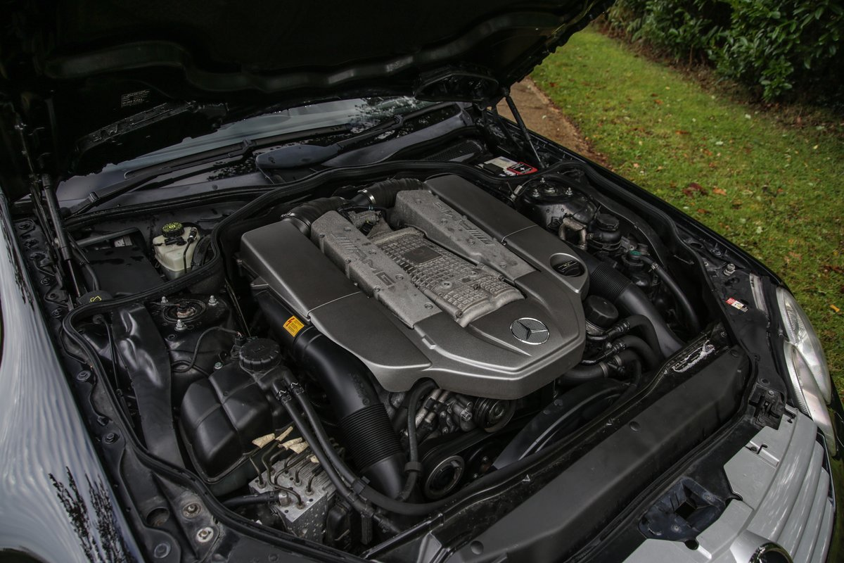 2002 Mercedes Benz SL55 AMG For Sale (picture 14 of 17)