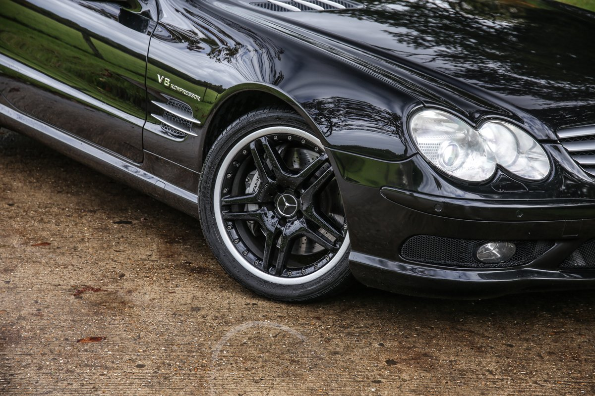 2002 Mercedes Benz SL55 AMG For Sale (picture 16 of 17)