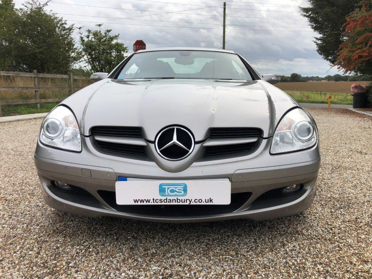 2006 Mercedes SLK280 Sport 6-Speed Manual Roadster W171 For Sale (picture 4 of 6)