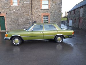 Picture of 1979 Mercedes W116 280SE S Klasse 92k FSH