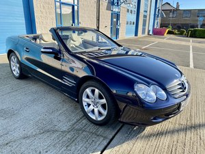 Picture of 2004 SL500 Mercedes Benz 2 OWNER FULL MERCEDES SERVICE  SOLD