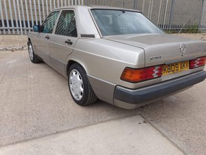 Picture of 1992 Mercedes 190E 2.0ltr Automatic