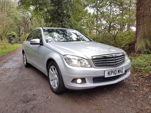 Mercedes Benz C180 CGI BlueEfficiency 51500 miles