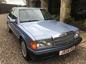Picture of 1991 Mercedes Benz 190E 2.6 Sportline with 3.0 litre (188bhp)