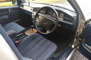Picture of 1992 Mercedes-Benz 190e 1.8 Auto
