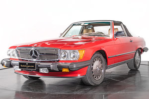 Picture of MERCEDES 560 SL - 1986 For Sale