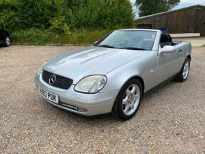 Picture of Show Standard 1998 Mercedes 230 SLK Kompressor For Sale