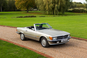 Picture of 1989 Mercedes-Benz 420SL - One Owner and Amazing options!