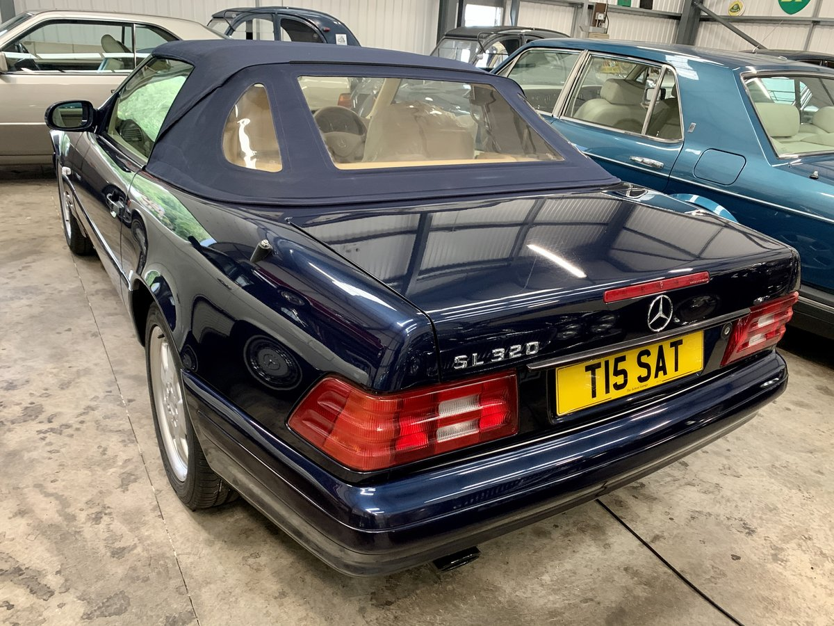 1999 MERCEDES SL320 SPORTS For Sale (picture 6 of 15)