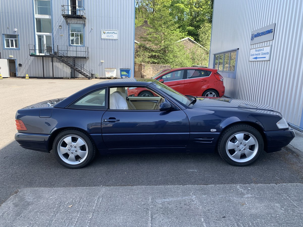 1999 MERCEDES SL320 SPORTS For Sale (picture 9 of 15)