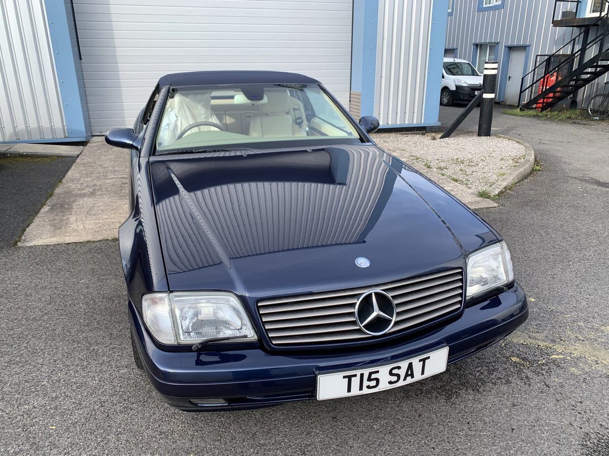 1999 MERCEDES SL320 SPORTS For Sale (picture 11 of 15)