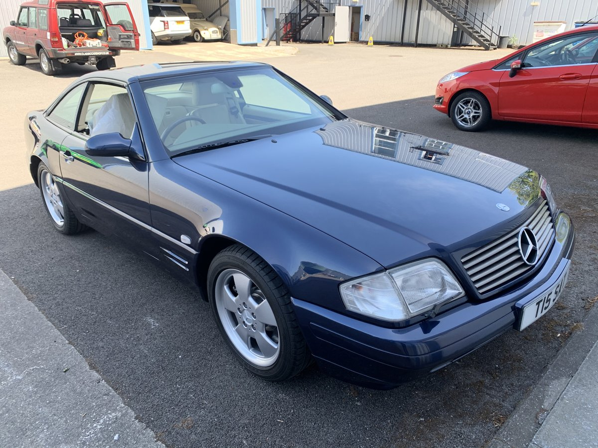 1999 MERCEDES SL320 SPORTS For Sale (picture 12 of 15)