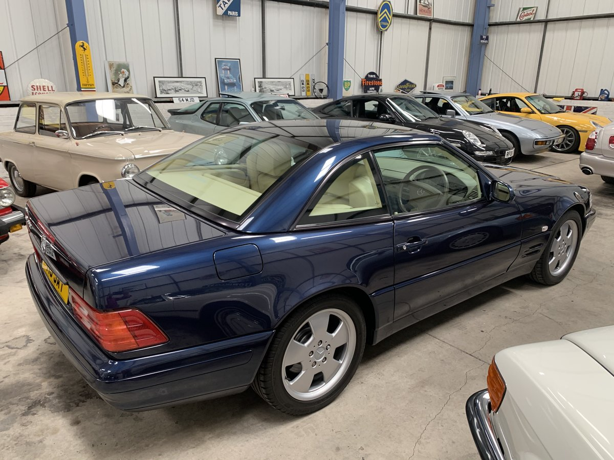1999 MERCEDES SL320 SPORTS For Sale (picture 13 of 15)